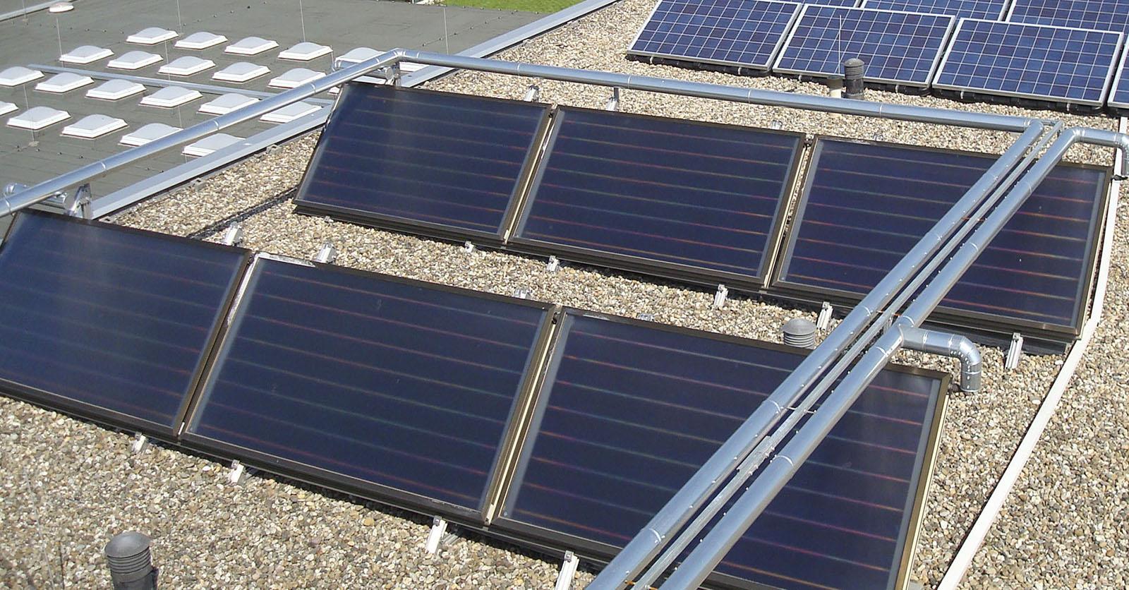 Energ a solar t rmica en almer a precio y calidad - Placa solar termica ...